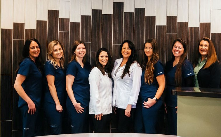 Inspiration dental staff